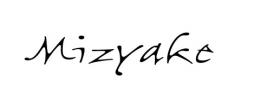 Mizyake